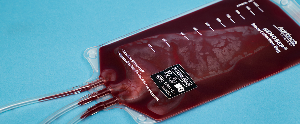 Whole Blood Salvage